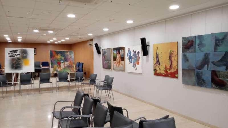 Exposición pintura Foios. -EPDA