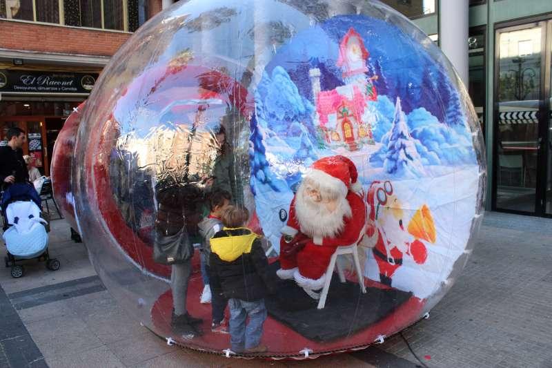 Fira de Nadal en Aldaia. EPDA