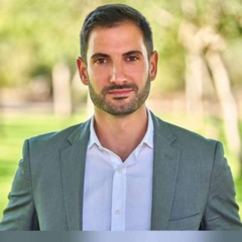 Stephane Soriano, concejal de PP de Benaguasil. / EPDA