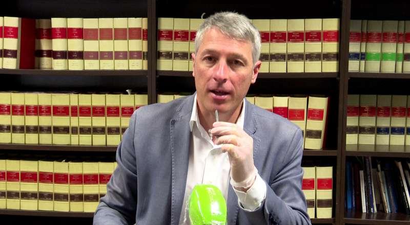 David González, alcalde d