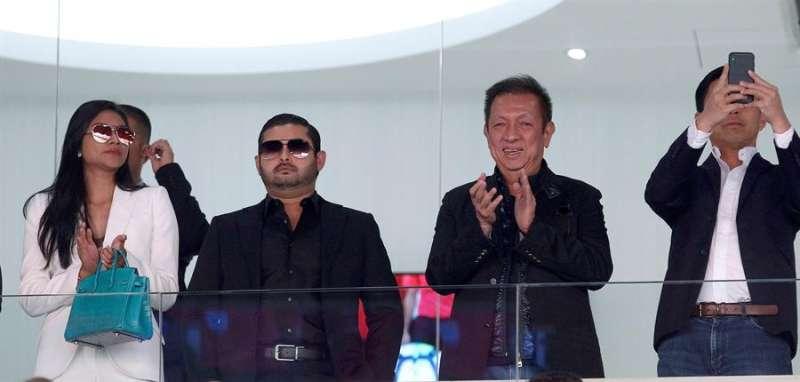Príncipe de Johor. EPDA