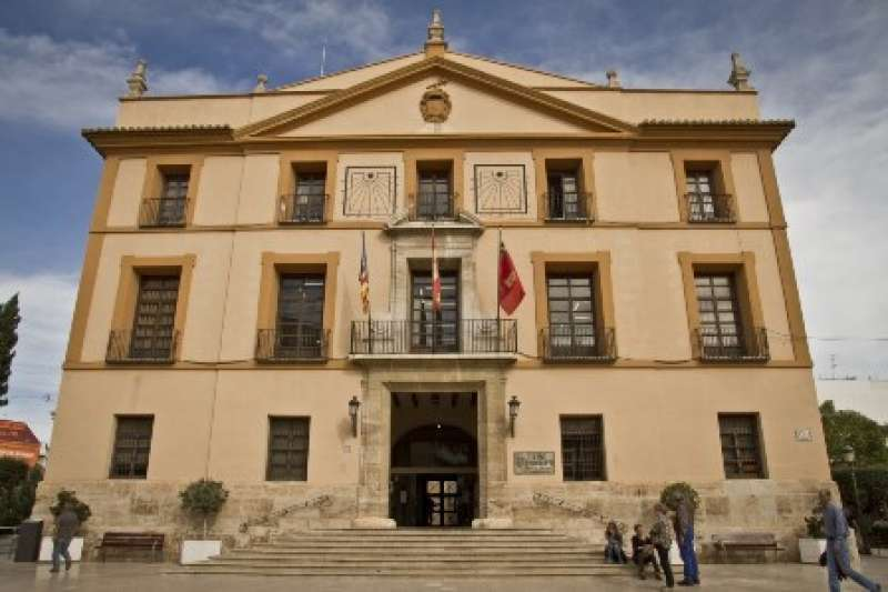 Ajuntament de Paterna. EPDA.