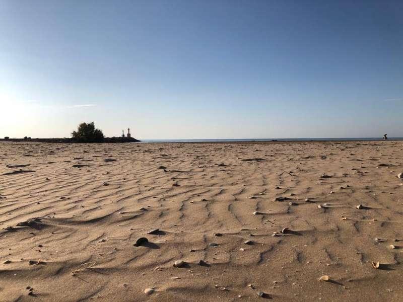 Playa de Massamagrell. EPDA