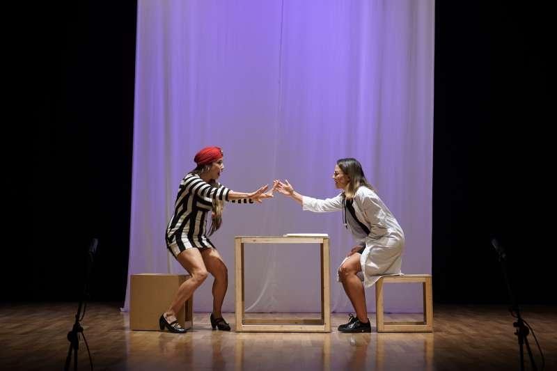 Obra de teatre a Mislata