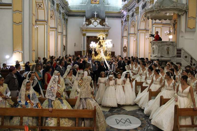 Fiestas patronales de Benaguasil. / EPDA