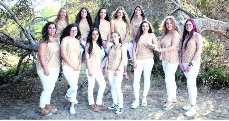 Comissió de festes les Filles de Maria d