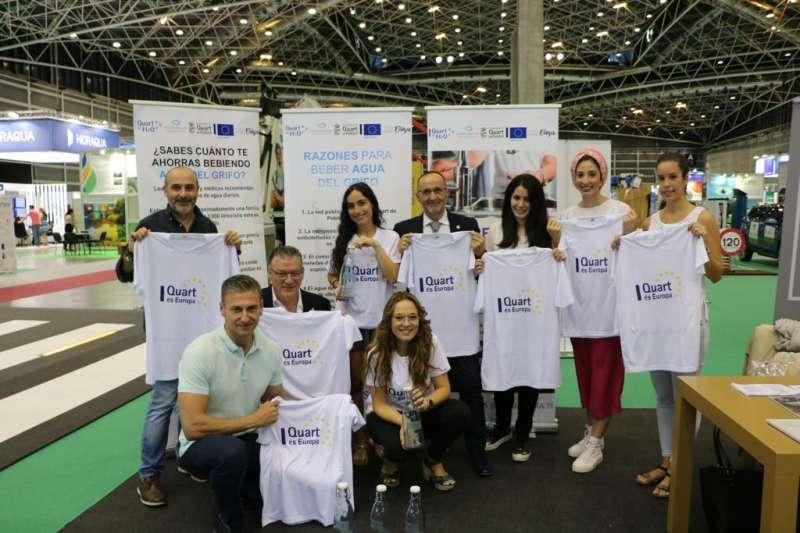 Presentación del proyecto europeo de Quart