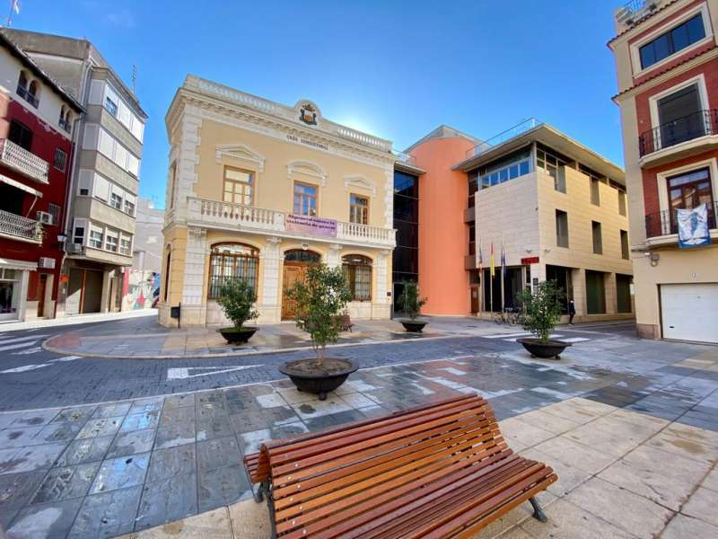 Ayuntamiento de Algemesí