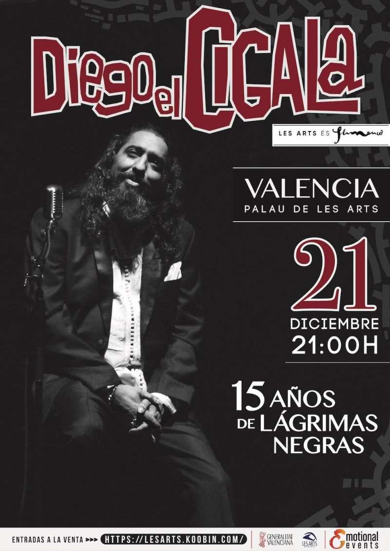 Diego El Cigala. EPDA