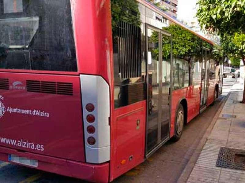 Bus urbano.EPDA