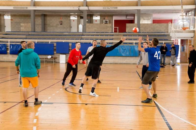 Actividades de deporte inclusivo. EPDA