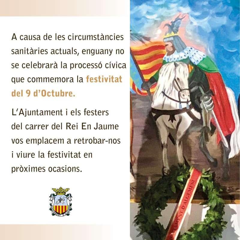 Comunicat Ajuntament Algemesí