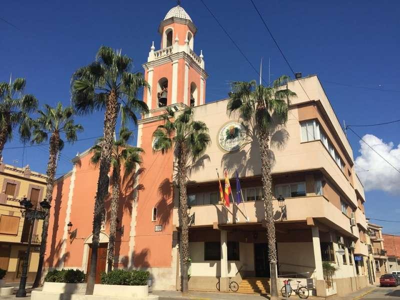 Ayuntamiento de Càrcer.