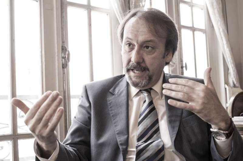 El abogado Jaime Navarro. EPDA