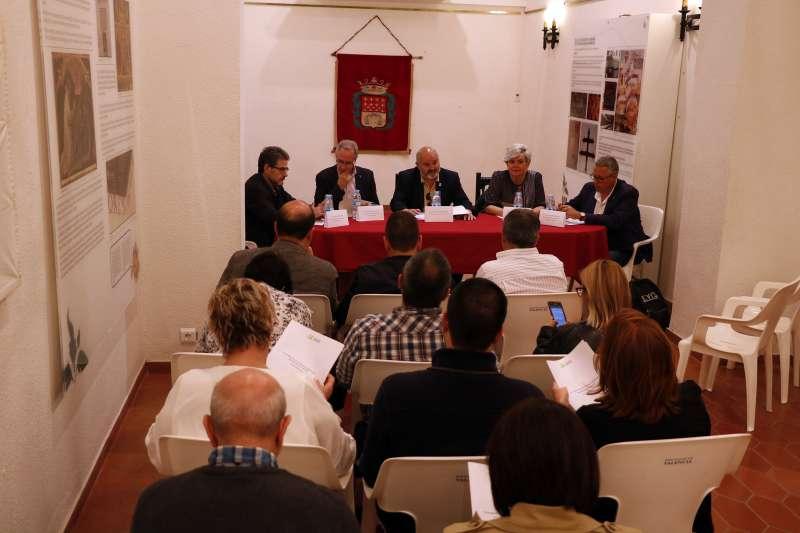 Presentació del Pla a Alfara del Patriarca. / epda