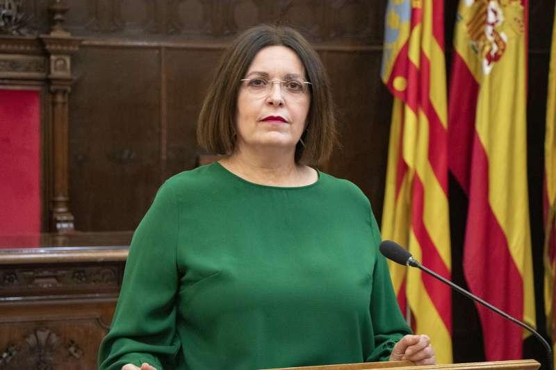 Ana María Quesada.