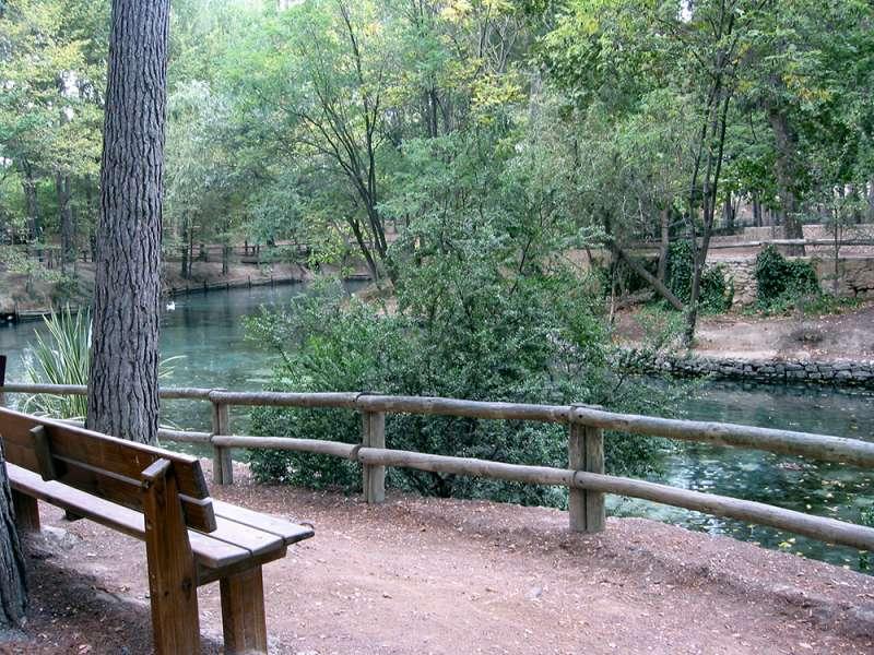 Parc de Sant Vicent de Llíria. / EPDA