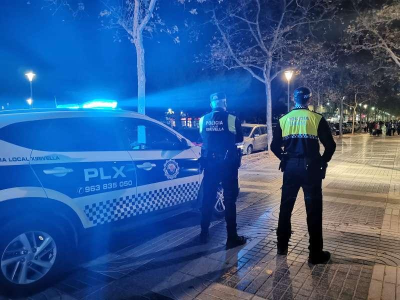 Policía Local de Xirivella. EPDA
