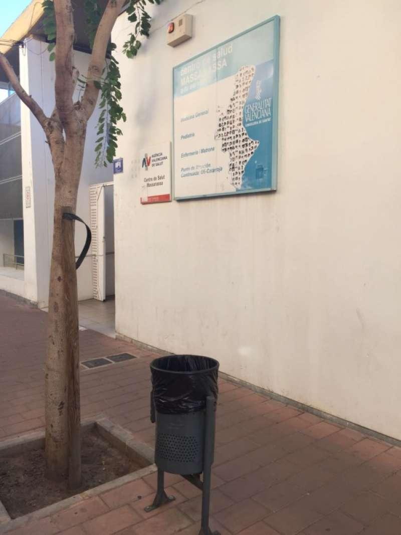Centro de salud de Massanassa. EPDA