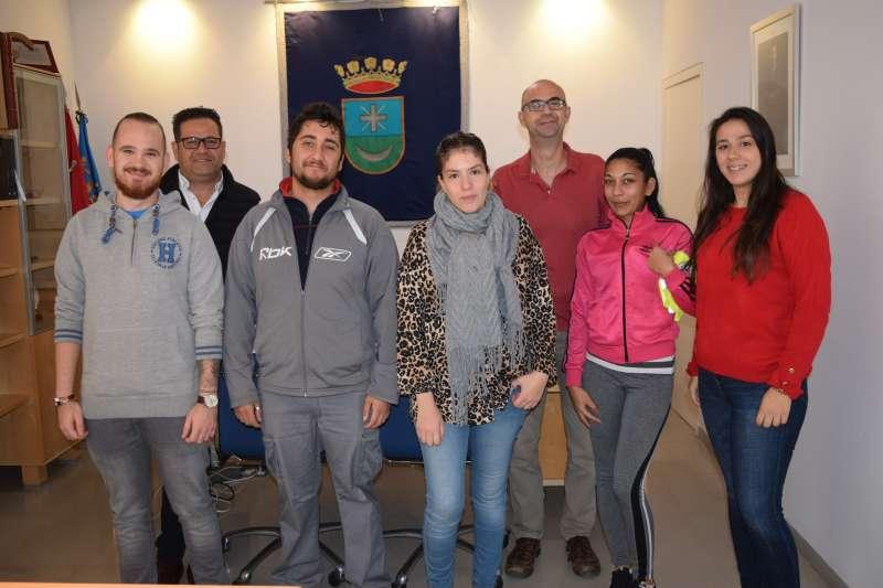 Beneficiaris del programa de treball. EPDA
