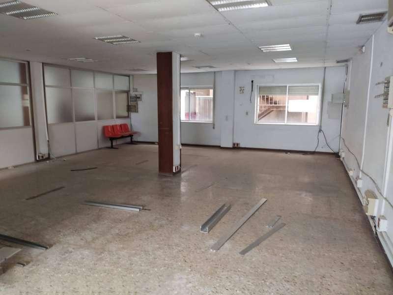 Una de las salas del consultorio