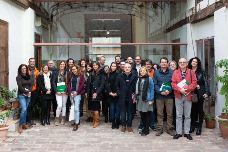 Jornada Fundación Horta Sud. / EPDA
