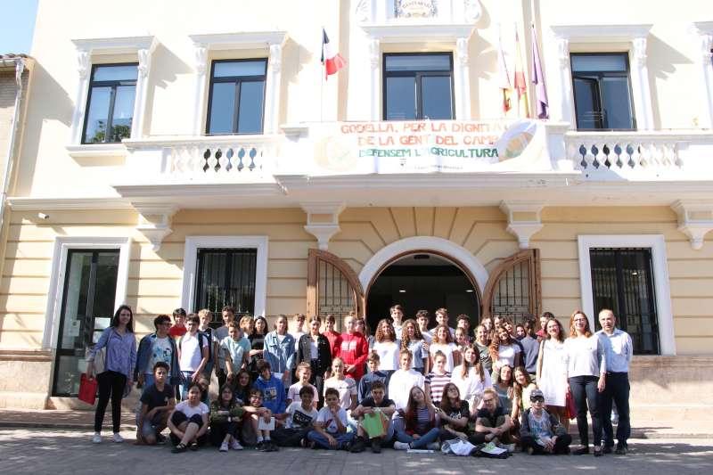 Alumnes participants en l