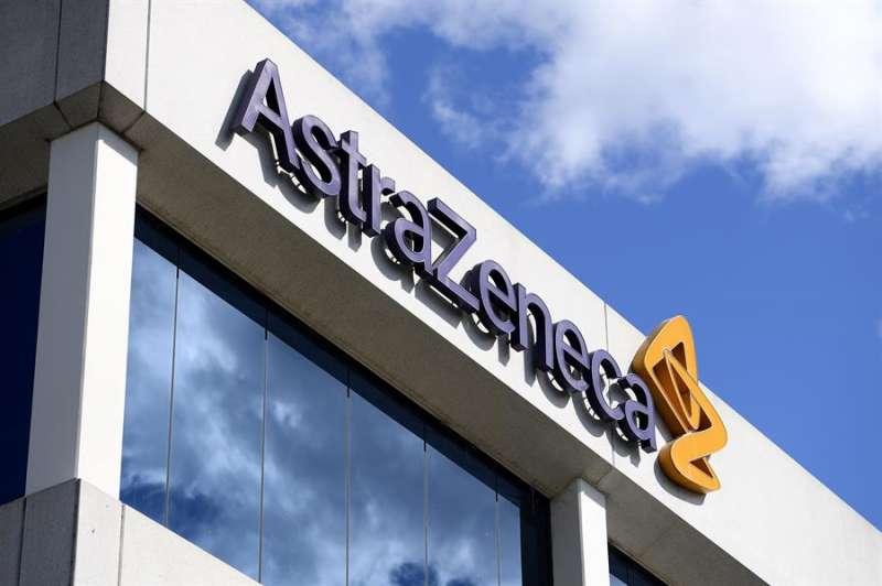 Sede de la farmacéutica AstraZeneca. EFE/Archvo