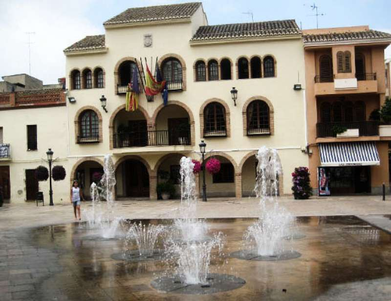 Imagen archivo del Ayuntamiento de L