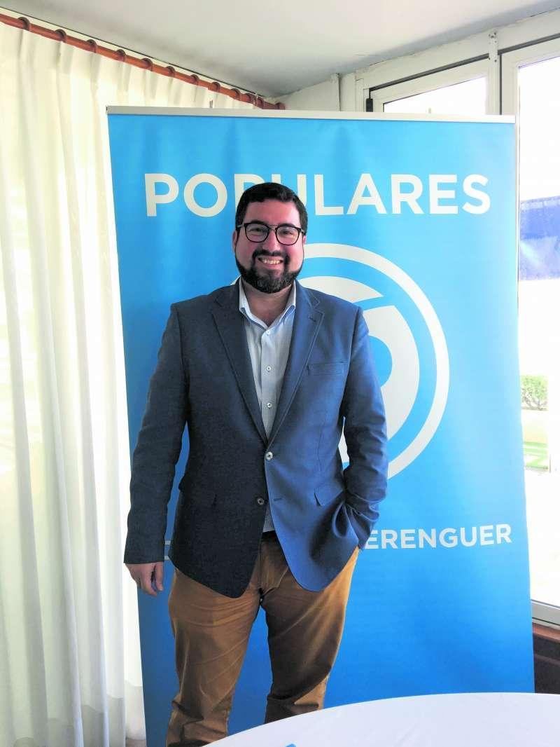 Leandro Benito. EPDA