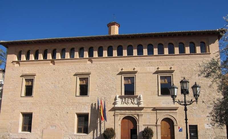 Edificio de Ca la Vila. / EPDA