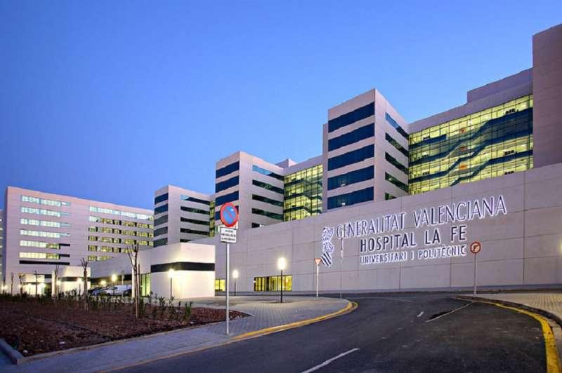 Hospital La Fe./PDA