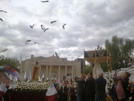 Termina una semana llena de actos en la que los vecinos de Benetússer se han volcado con una celebración con más de 60 años de historia en el municipio. FOTO: EPDA.