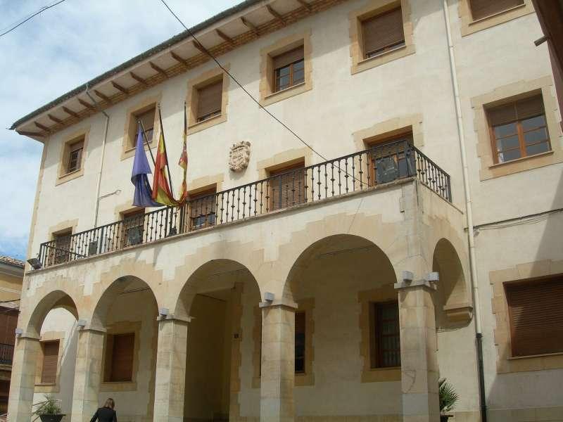 Ayuntamiento de Sax