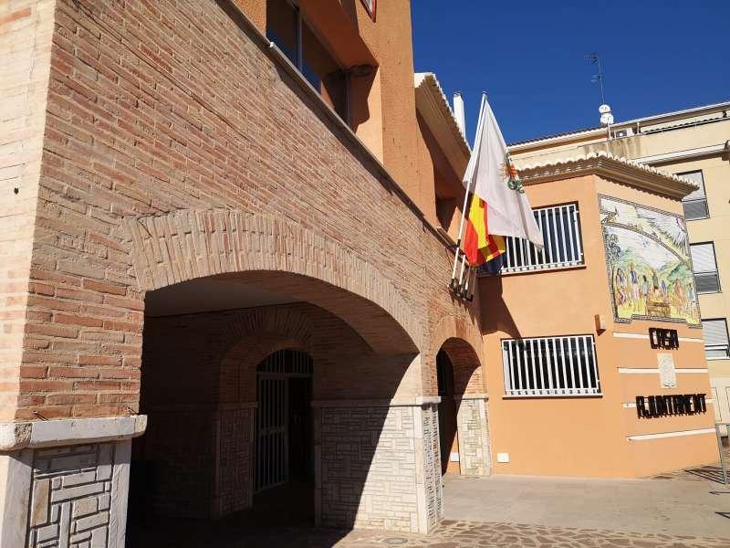 Ajuntament de Serra. / EPDA