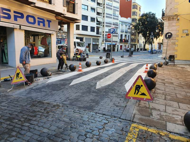 Foto carrer Sueca