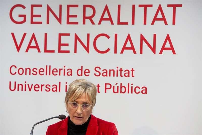 La consellera de Sanidad, Ana Barceló. EFE/Biel Aliño/Archivo