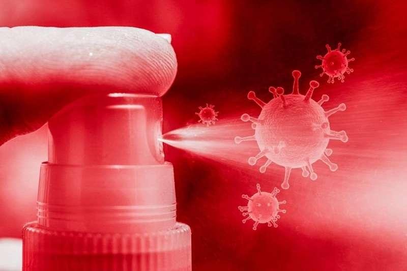 El spray bucal utilizará biomoléculas para atrapar al virus e impedir su propagación. EFE