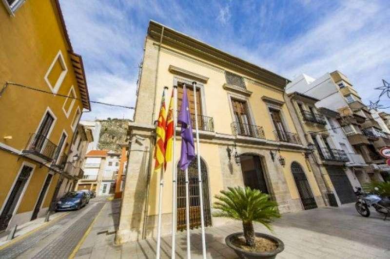 Ayuntamiento Cullera./EPDA
