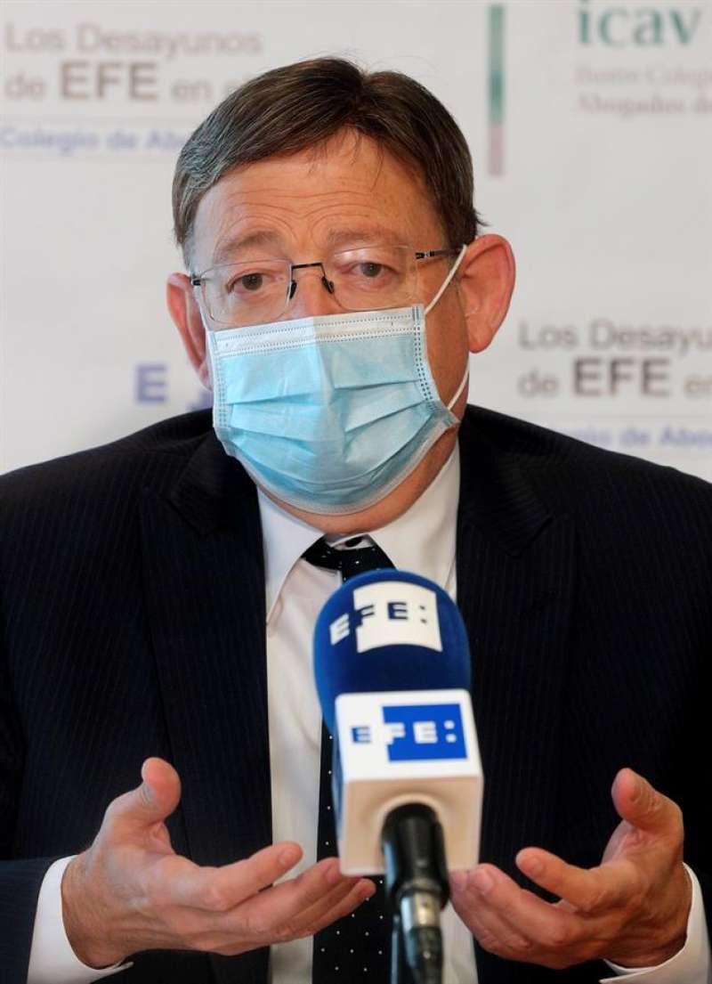 El presidente en una imagen de archivo / Foto: EFE