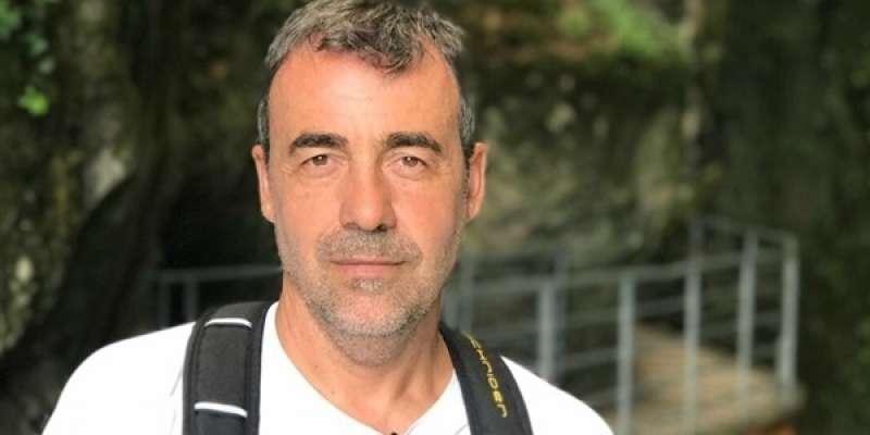 David Sandoval, de Picanya, nou president de Greenpeace Espanya. EPDA