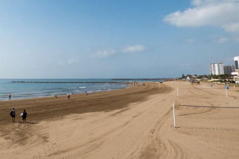 Playa de Els Plans del Puig de Santa Maria. EPDA