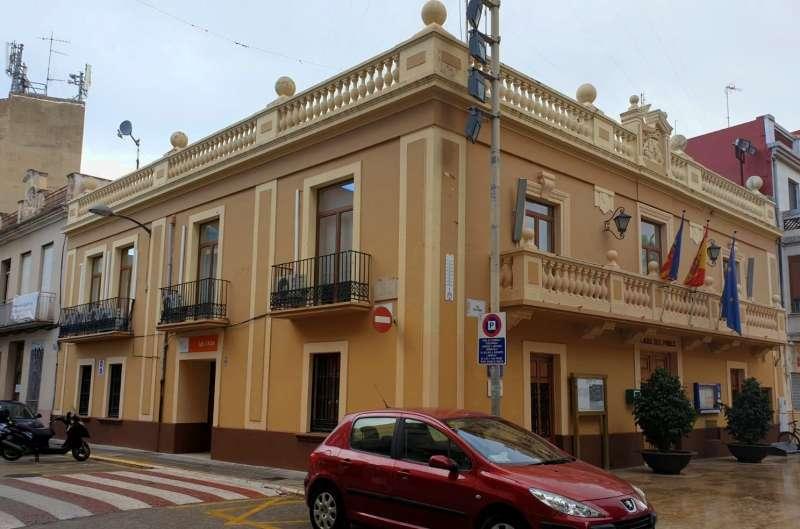 Ayuntamiento de Utiel. EPDA