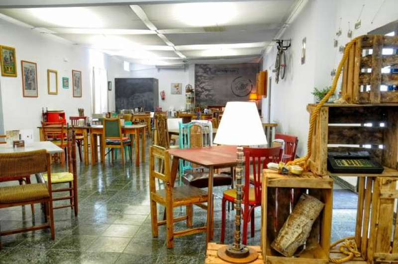 Local del Bar Restaurante La Cámara de El Puig. / epda