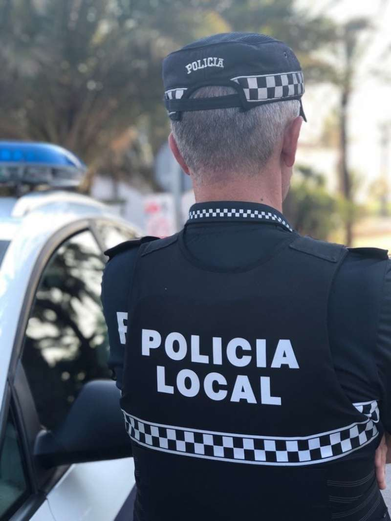 Policía Local de Alboraya. EPDA
