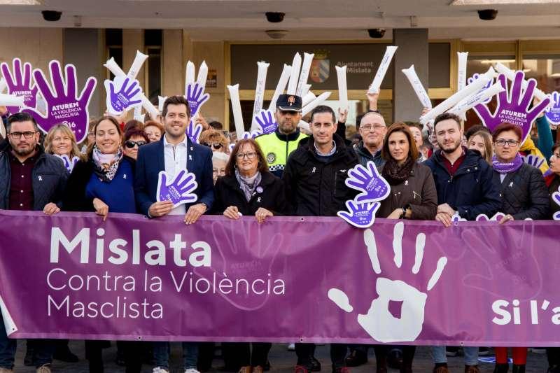 Mislata contra la violencia de género. EPDA