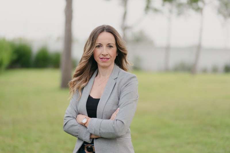 Cristina Civera, alcaldesa de Museros. EPDA