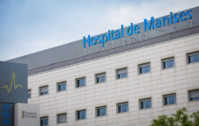 Hospital de Manises. EPDA