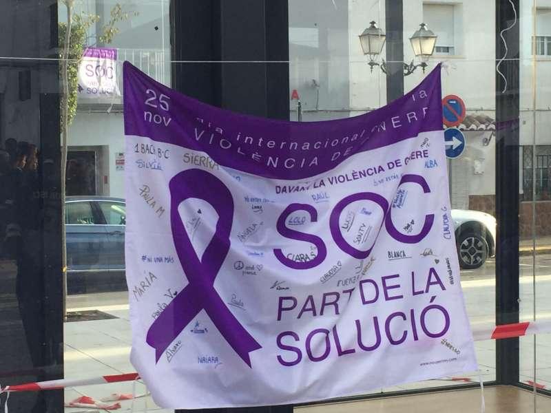 San Antonio de Benagéber busca soluciones para la violencia de género. EPDA