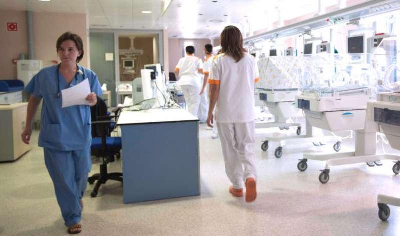 Imagen d earchivo hospital de Manises./ EPDA